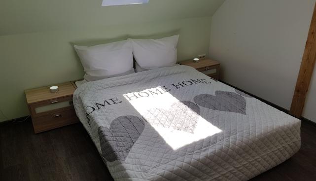 Schlafzimmer Kinder Ferienwohung Apartment UTKIEK Aurich Ostfriesland