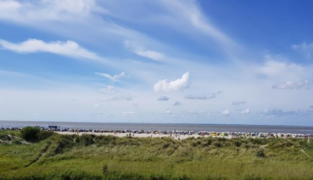 Strand Küste Neuharlingersiel - Apartment UTKIEK Aurich Ostfriesland