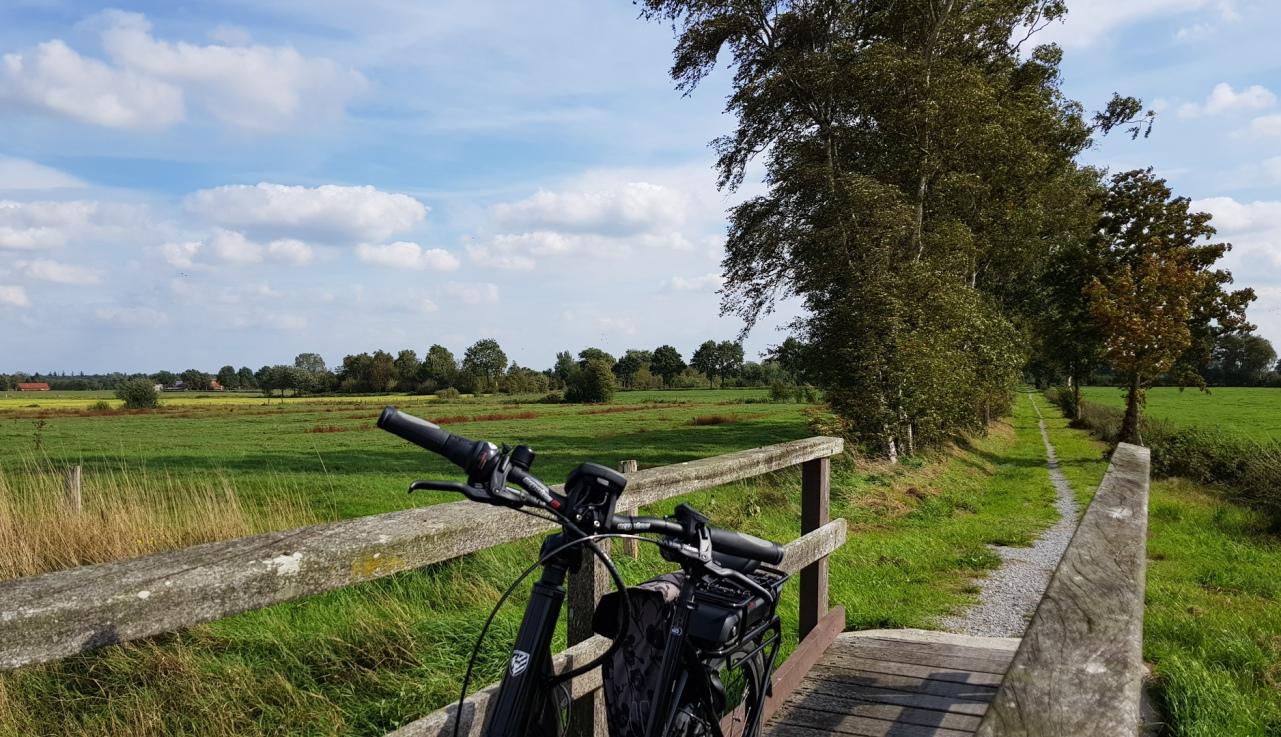 Fahrradtour durch Aurich Ostfriesland
